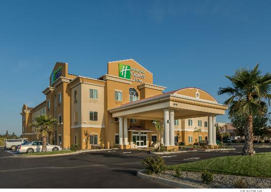 Holiday Inn Express Red Bluff - South Redding Area: Holiday Inn Express Red Bluff-South Redding Area