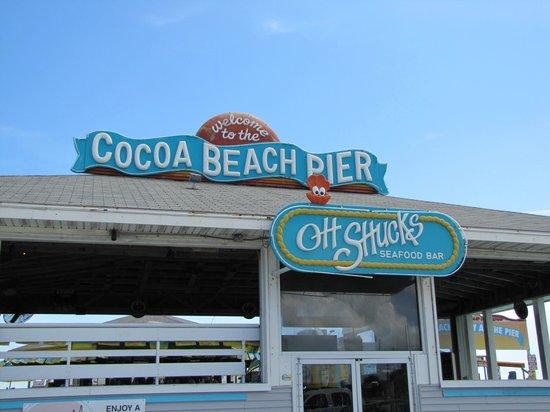 Oh Shucks Seafood Bar Cocoa Beach Menu Prices