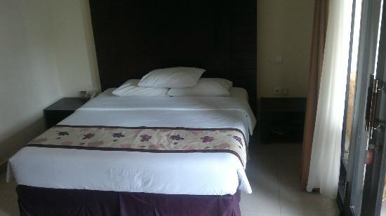 Taman Tirta Ayu Pool and Mansion: tepat tidur
