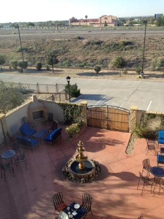 Drury Inn & Suites Las Cruces: view from room