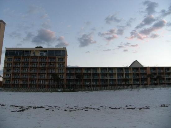 سي هافن بيتش هوتل: SeaHaven Beach Hotel---beachside(09/10-12/12) 