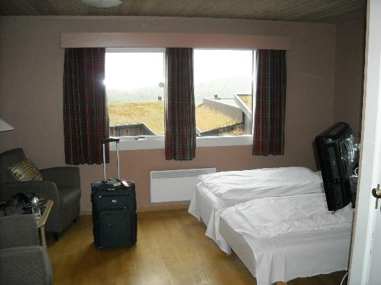 Rauland Hogfjellshotell: Inside room