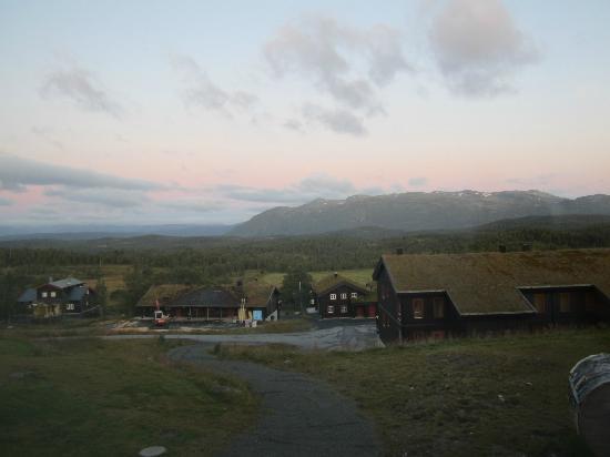 Rauland Hogfjellshotell: Outdoor View