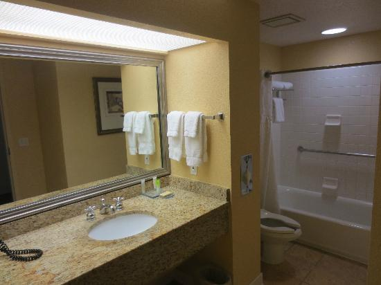 Allure Resort International Drive Orlando: Baño
