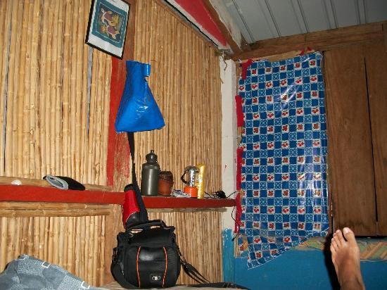 Cabanas Carti: Sin muchos comentarios, por suerte no había mosquitos!