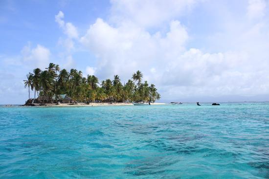 Cabanas Carti: paseo en lancha