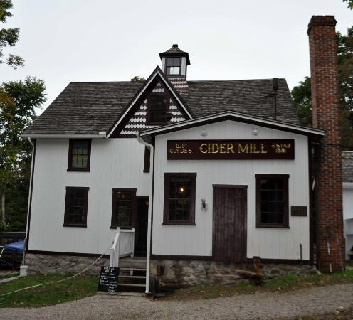 B.F. Clyde's Cider Mill: B.F. Clyde's Cider Mill