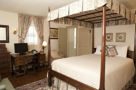 Anchor Inn: Wanderer guest room
