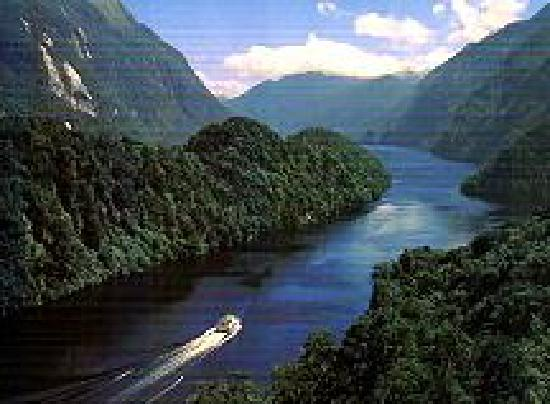 ‪‪Takaro Lodge‬: Doubtful Sound trip from Takaro  Luxury Lodge‬