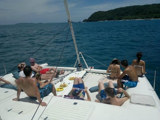 DaVinci Yacht Charter-Day Tours: Sailing