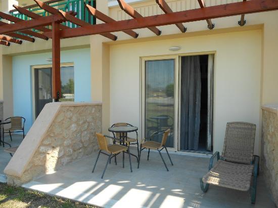 Lindos Princess Beach Hotel: ROOM BALCONY