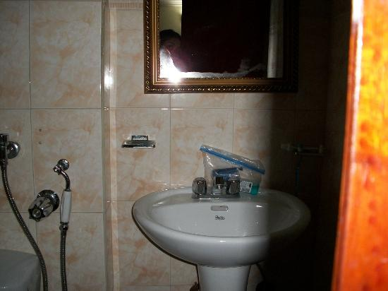 Hotel Montreal : Baño
