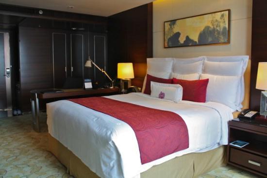 جيه دابليو ماريوت هوتل شينزين: JW Marriott Shenzhen - Deluxe Room