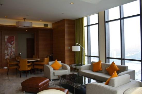 JW Marriott Hotel Shenzhen : JW Marriott Shenzhen - Executive Lounge