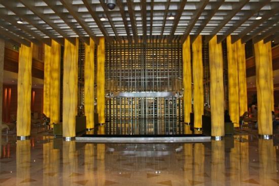 JW Marriott Hotel Shenzhen: JW Marriott Shenzhen - Lobby