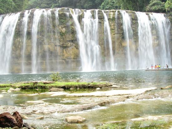 Tinuy-an Fall, Bislig City, Mindanao, Philippines