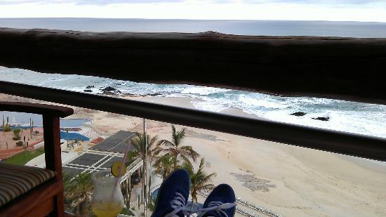 The Westin Los Cabos Resort Villas & Spa: View from my balcony