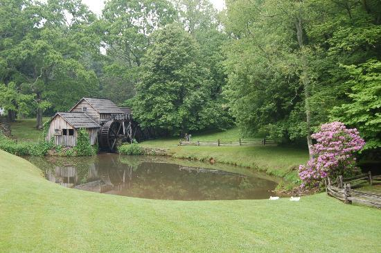 Mabry Mill: Maybry Mill