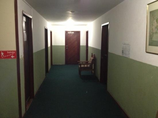 Hotel Saint: floors