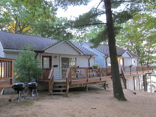 Windjammer On The Lake: Cabin 7
