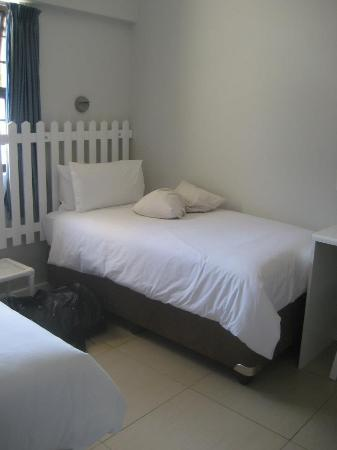 Plett Beachfront Accommodation: The most comfortable beds.