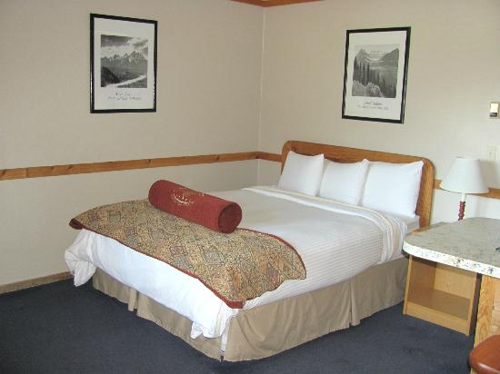 Pony Express Motel: comfortable bed