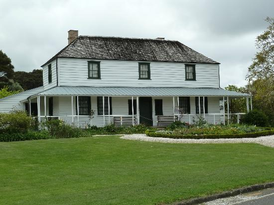 The Pear Tree: Old Mission House, Kerikeri