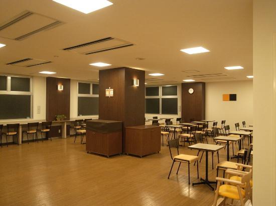 Comfort Hotel Kumamoto: レストラン
