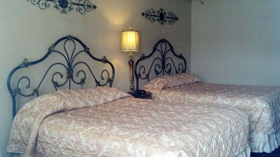Sand's Inn Park Terrace: Double Queen Room
