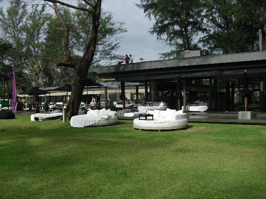 SALA Phuket Resort & Spa: Pool and Garden