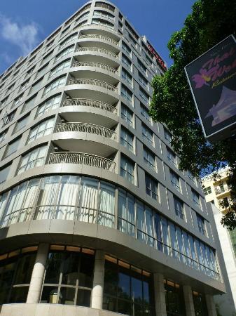 Hotel Jen Male: Hotel 