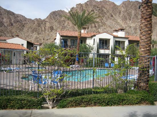 Legacy Villas at La Quinta: One of the many pools