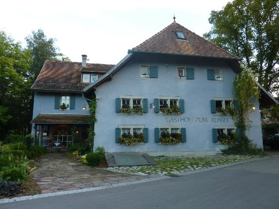 Landgasthof zum Roessle: Exterior of the Hotel