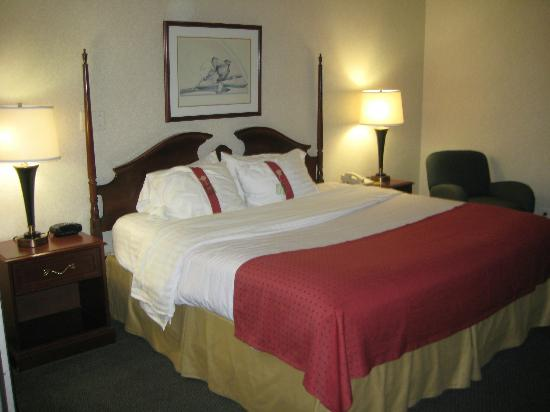 Holiday Inn - Airport Conference Center : Bed