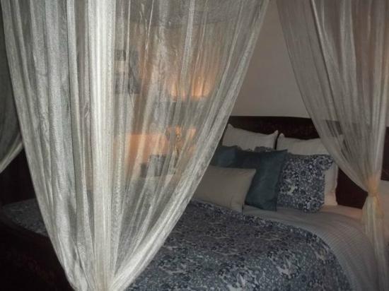 فيلا هيرينكا هوتل: Main bedroom