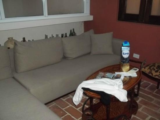 فيلا هيرينكا هوتل: Living Room