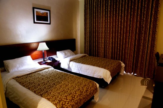 Mosaic City Hotel: Room
