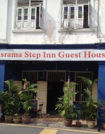 Step Inn Guest House: Step Inn KL