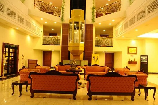 Regency Madurai by GRT Hotels : Lobby