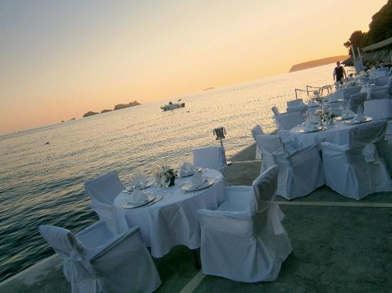 Hotel More : Beach weddings