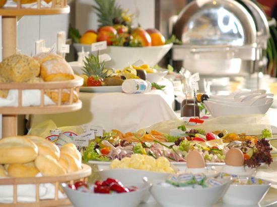 Hotel Esplanade: Frühstück