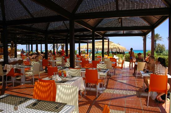 Nour Palace Resort : snacks