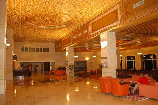 Nour Palace Resort : réception