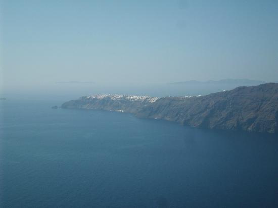Santorini's Balcony: Vue sur Oia