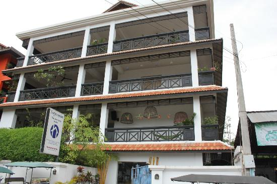 The Siem Reap Hostel: Hostel overview