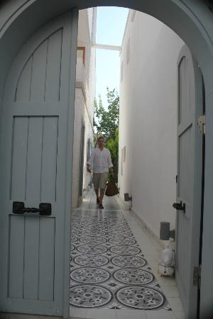 Vintage Boutique Hotel Alacati: Entrance