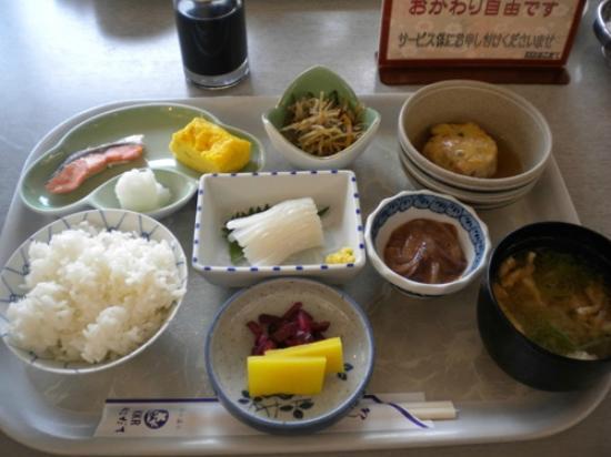 KKR Hakodate: 朝食