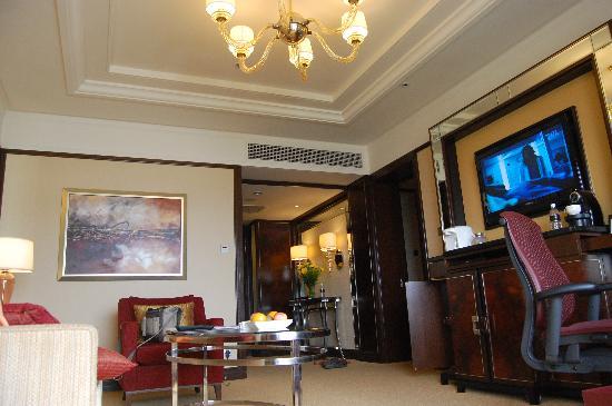 Shangri-La Hotel Kuala Lumpur: Spacious area