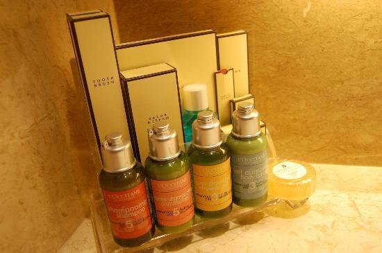 Shangri-La Hotel Kuala Lumpur: Toiletries