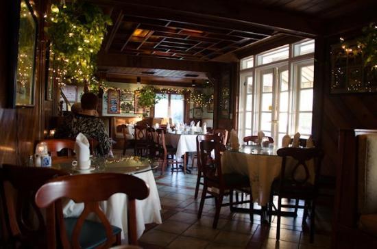 Euphemia Haye Restaurant Cly Atmosphere